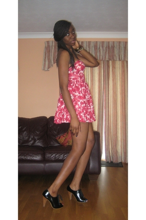 Forever 21 dress - Dorothy Perkins shoes