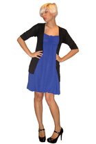 forever 21 dress - Mossimo for Target sweater - guess by marciano shoes