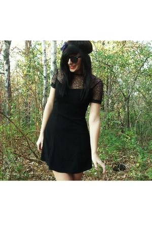 Goodwill dress - H&M accessories