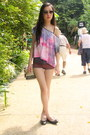 Heather-gray-charles-keith-purse-purple-top-shop-shorts