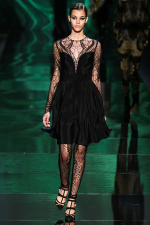 Monique Lhullier dress