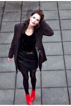 Paris2day boots - H&M jacket