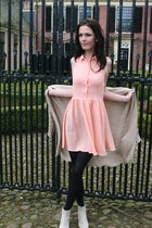 H&M dress - Paris2day cardigan