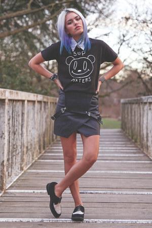 black sup haters tee Miloh shirt