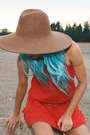 Burnt-orange-halter-dress-pylo-dress