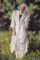 black le motto tee She She Bon Bon top - white peyton skirt Gentle Fawn skirt