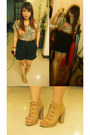 Top-shorts-heels