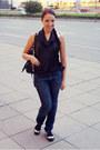 Metallic-diy-shoes-c-a-jeans-mexx-bag-flee-market-blouse