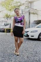 low back dress mint dress - peplum Divi skirt - 168 mall accessories
