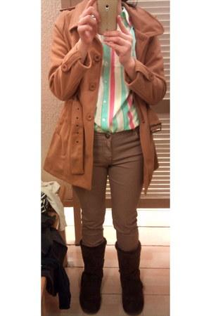 bronze Suburbia coat