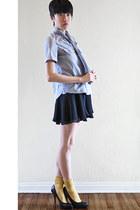 black Pencey dress - light blue 31 Phillip Lim shirt
