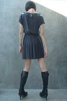 Mike & Chris dress - Materia Prima boots