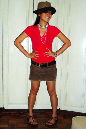 maldita blouse - skirt - Grendha shoes