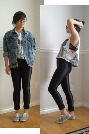 jacket - pants - top