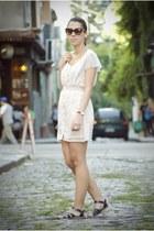 Salt Water sandals - kosiuko dress
