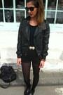 Black-leather-topshop-jacket