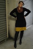 victoria secret sweater - American Apparel skirt