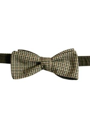 brown Equeglitz tie