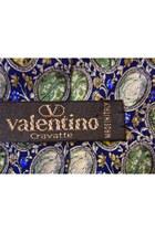 Chartreuse Vintage Silk Valentino Ties
