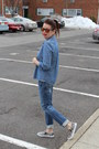 Boyfriend-jeans-forever-21-jeans-chambray-old-navy-shirt