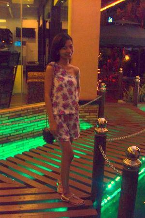 from bangkok blouse - shoes