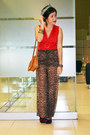 Tawny-satchel-queen-street-bag-red-tltsn-pumps-brown-genevieve-gozum-pants