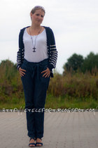 Orsay sweater - CCC shoes - Extreme jeans - reserved earrings - F&F t-shirt