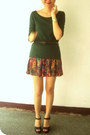 Floral-tennis-jaciendera-skirt-jellybean-shoes-moss-green-zara-top