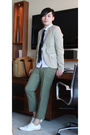 Beige-i-made-it-blazer-green-i-made-it-pants-purple-i-made-it-shirt