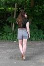 Brown-oxfords-seychelles-heels-black-old-navy-shirt