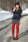 Brown-blimey-oxfords-seychelles-shoes-heather-gray-filenes-basement-dress-re