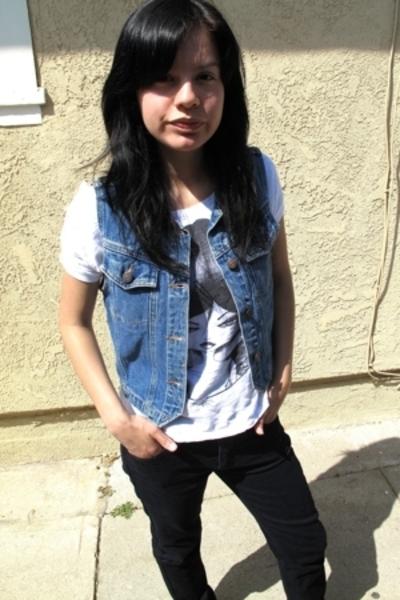 Levis vest - BDG jeans