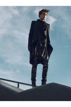 jeans - blazer - coat