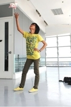 F&H shirt - Top pants - top shoes