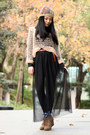 Beige-kimchi-blue-sweater-black-cooperative-shirt-blue-mono-comme-ca-socks-