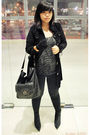 Black-random-from-hong-kong-jacket-gray-thrifted-blouse-black-bag-from-tommy