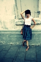 Pasar Baroe skirt - Pasar Baroe belt - Mitchybelle purse - taken from my clothes