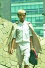 Yves-identify-jacket-buttoned-ralph-lauren-shirt-overlap-dhoti-x-shorts