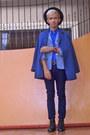 Navy-cheifer-paris-coat-heather-gray-michel-suu-blazer-blue-g2000-shirt
