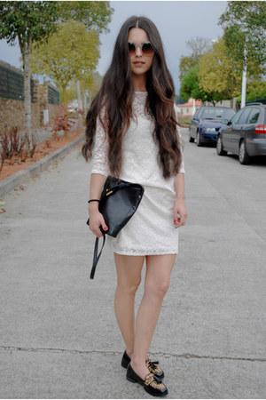 OASAP loafers - Primark dress - asos sunglasses