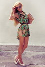 Aquamarine-queens-wardrobe-shirt-tan-pull-bear-bag-peach-zara-shorts