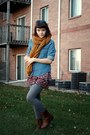 Heather-gray-sweater-uo-tights-brown-faux-leather-wet-seal-boots