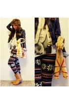 H&M jacket - jean jacket GINA TRICOT jacket