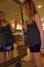 Blue-pink-skirt
