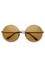 gold zeroUV sunglasses