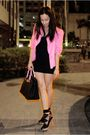 Random-from-hong-kong-blazer-uo-dress-jessica-simpson-shoes-random-from-ho