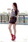 Forever-21-top-loveculturemultiplycom-skirt-bakerscom-shoes-random-from-ho