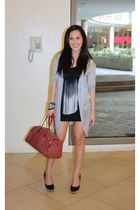 random from Hong Kong dress - random from Hong Kong cardigan - Jessica Simpson s